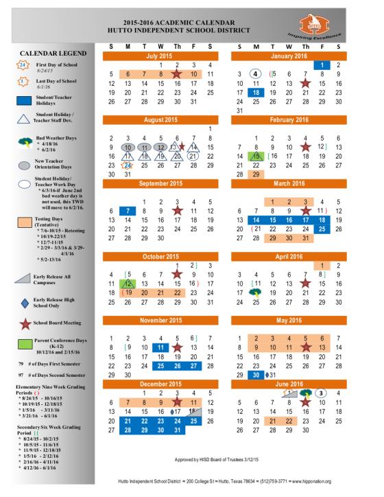 2015-16_HuttoISD_Calendar