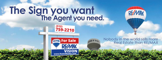 remax for sale banner hutto