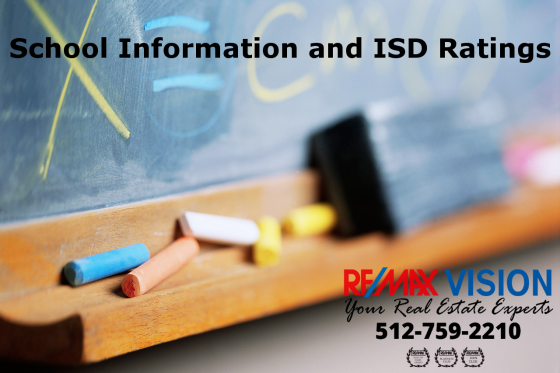 School Information and ISD Ratings
